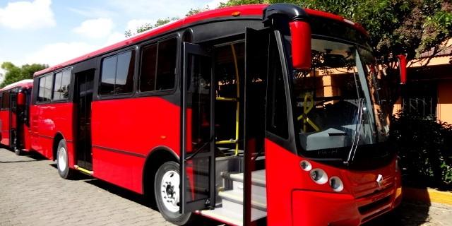 Modelo del autobús al cual se hace referencia en el artículo.