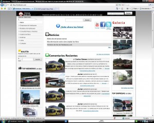 Venebuses.com