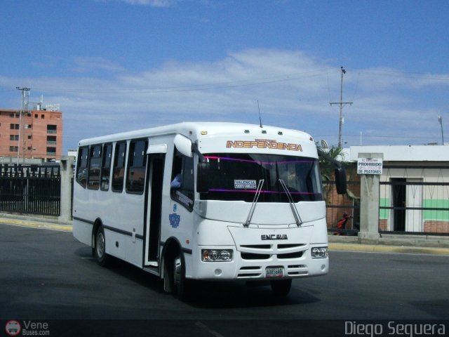 A.C. Transporte Independencia 034 por Diego Sequera