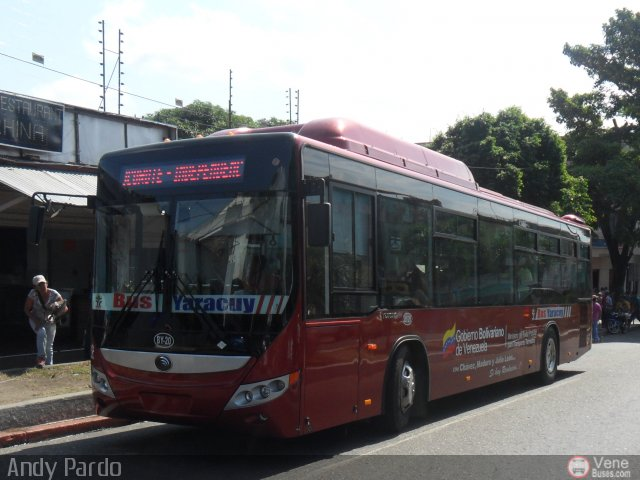 Bus Yaracuy BY-20 por Andy Pardo