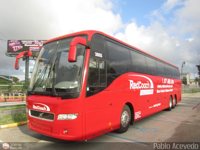 Red Coach 3802 por Pablo Acevedo