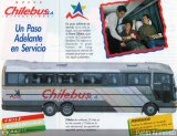 Pasajes Tickets y Boletos Chilebus