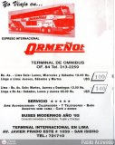 Pasajes Tickets y Boletos Ormeno